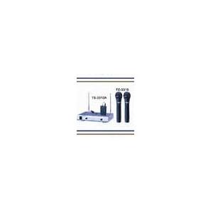 Kit microfono inalambrico VHF